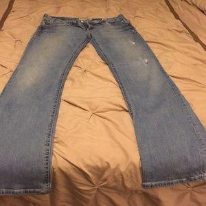 Women's MEK jeans